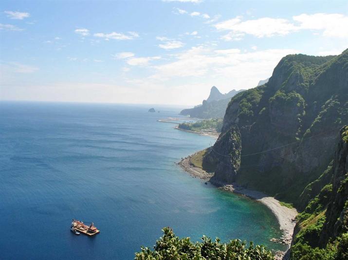 """2-جزيرة """"Ulleungdo"""":"""