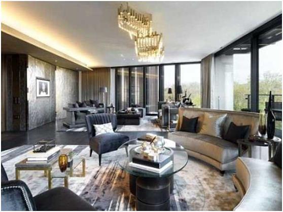 """يبلغ سعر أغلى شقة في لندن (والعالم) حوالي 170 مليون دولار, وهو ما يعادل إجمالي الناتج المحلي لجمهورية """"بالاو""""، وهي إحدى جزر ال"""