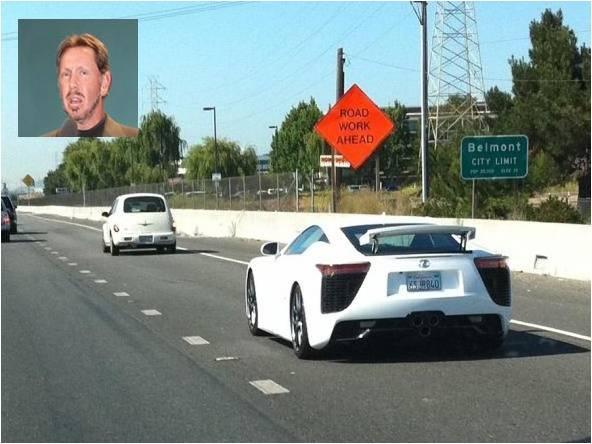 بالصور ... سيارات أثرياء شركات الإنترنت الشهيرة