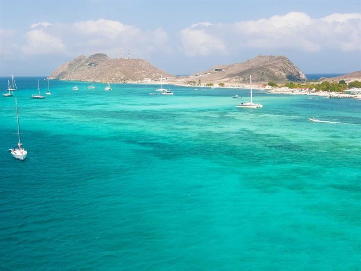 """5-أرخبيل جزر """"Los Roues"""":"""